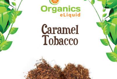 Organic Caramel Tobacco eLiquid