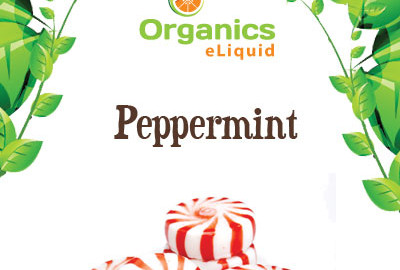 Organic Peppermint e-Liquid