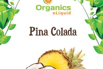 Organic Pina Colada eJuice