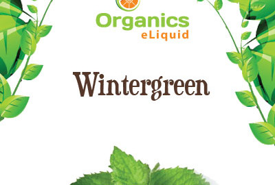 Organics Wintergreen e-Liquid